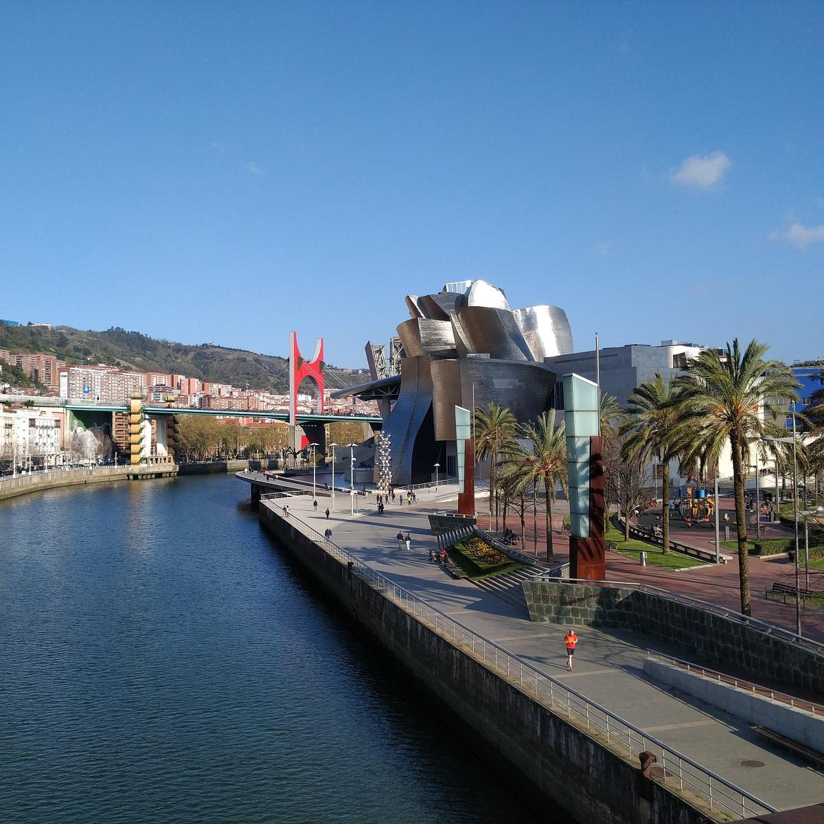 architettura Bilbao musei