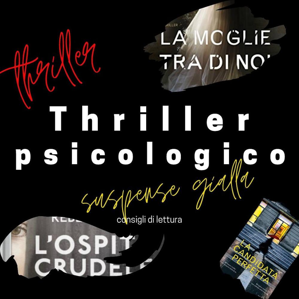 recensioni libri thriller psicologici